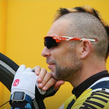 Movember Mohawk in the BumbleB strip