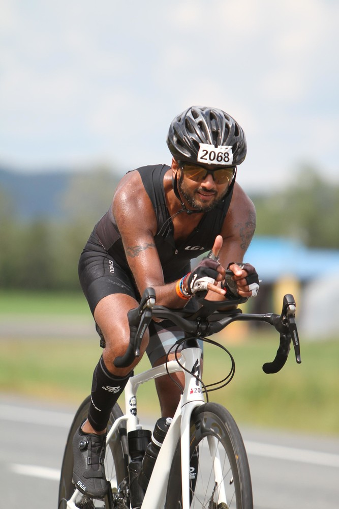 First Ironman Mont Tremblant 2019
