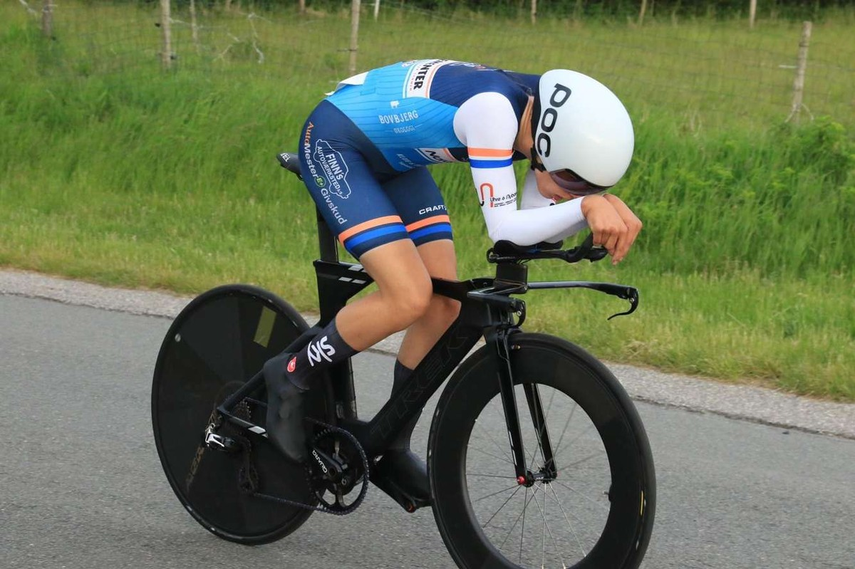 TT Race with flo 90mm